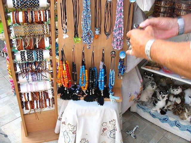 Що купити в Греції: чотки комболоі