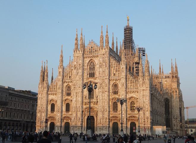 Подорож Італією на автомобілі