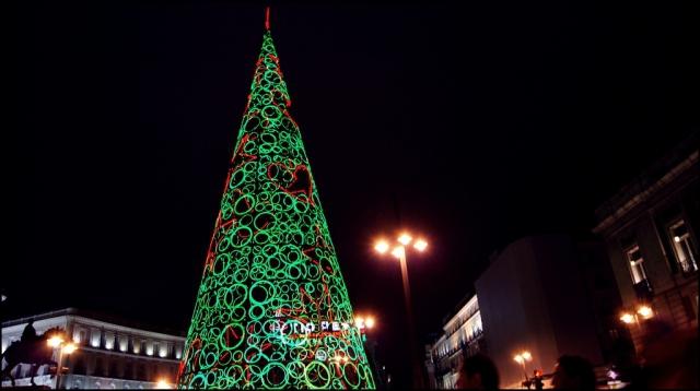 Самые странные новогодние елки