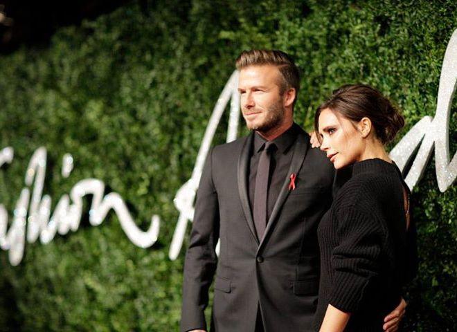 "Бренд ""Victoria Beckham"" стал лучшим британским брендом года"