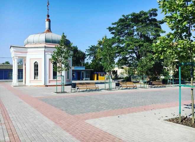 Одеська область. Пам'тки