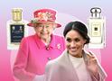 Улюблені парфуми королівської сім'ї