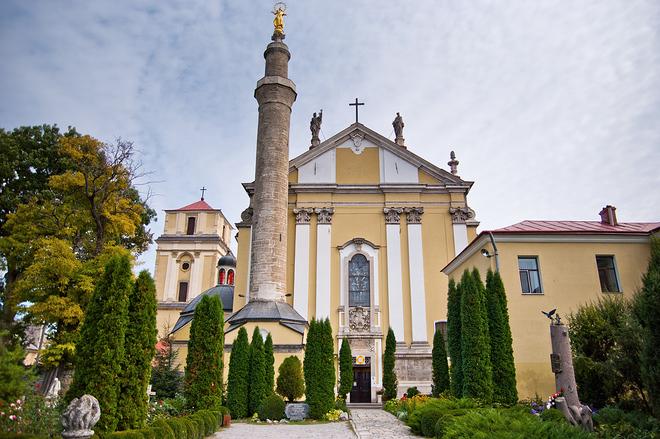 Каменец-Подольский, достопримечательности: Кафедральный собор Петра и Павла