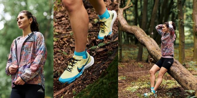 Обновленная коллекция Nike Trail: обувь, одежда, аксессуары