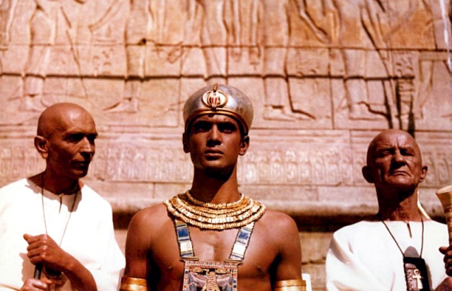Кінотурізм в Єгипті: Фараон