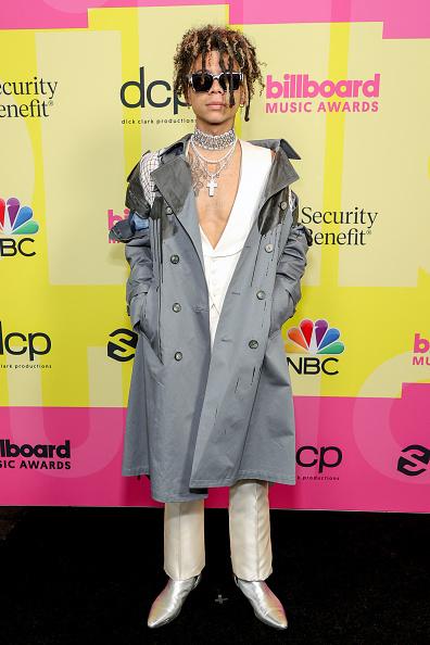 Iann Dior на Billboard Music Awards 2021