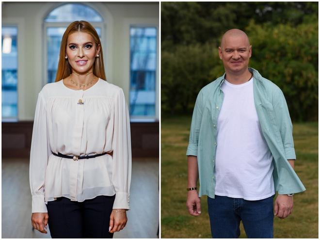 Анна Буткевич и Евгений Кошевой