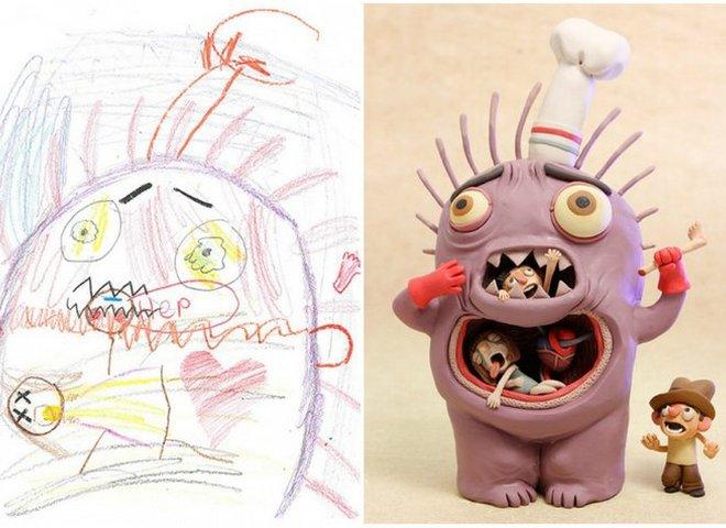 Малюнки The Monster Project