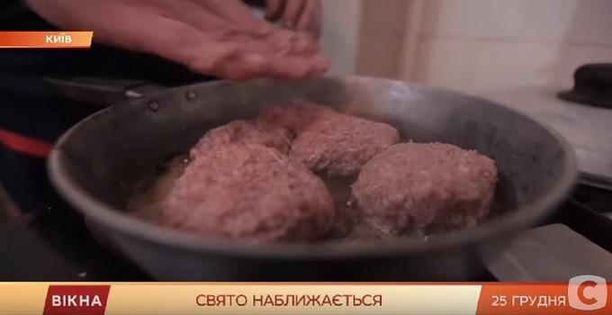 "Рецепт ""бабушкиных котлет"" от Гарика Корогодского"