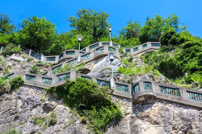 8 самых красивых лестниц мира