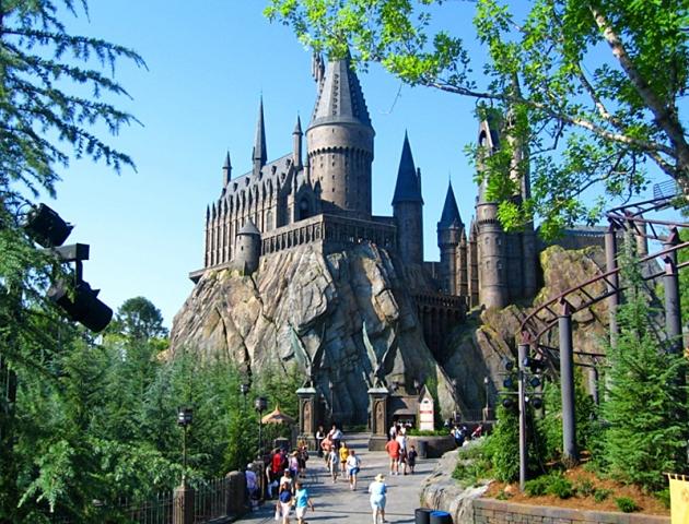 По тропам любимых героев: «Волшебный мир Гарри Поттера», Орландо, США