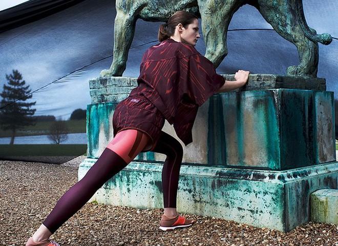 Новая линия спортивной одежды Стеллы Маккартни для Adidas