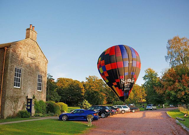 ТОП готелів із привидами: Shieldhill Castle, Эдинбург, Шотландия