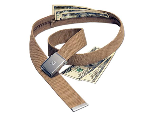 Подарунки мандрівникам. Пояс для грошей