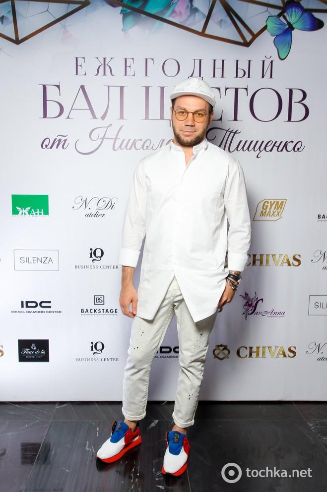 Бал цветов 2017 Николя Тищенко: стиль гостей