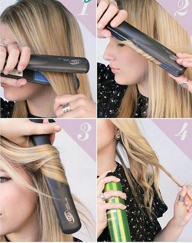 photo store Как Выпрямить Волосы Утюжком Фото download