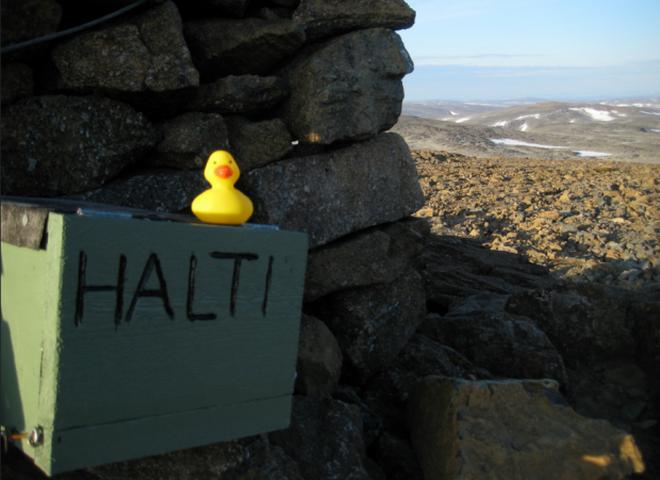 Норвежцы хотят подарить финнам гору на годовщину независимости
