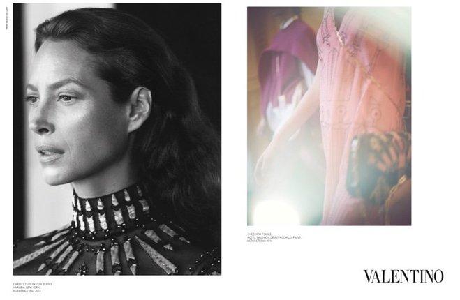 Украинская модель стала лицом модного дома Valentino