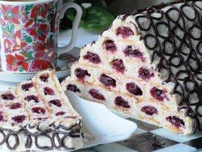 Торт Монастирська хата