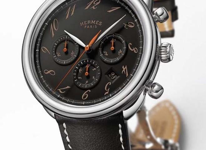 Hermes презентував елегантний хронограф