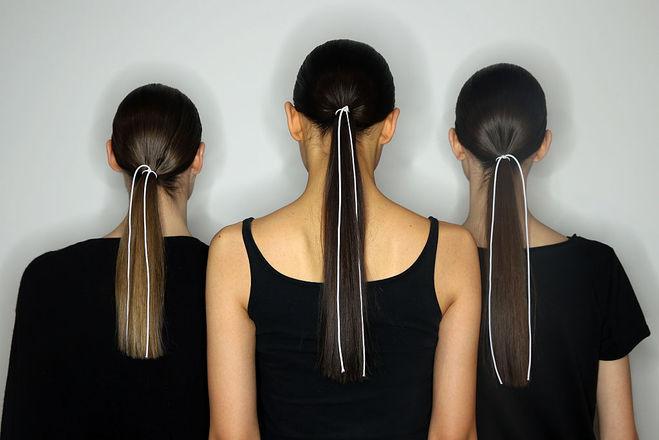 Гладке волосся