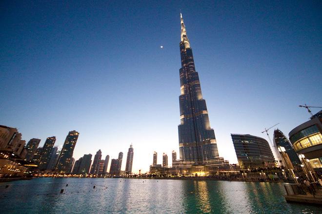 Дубай: місто-мрія в Об'єднаних Арабських Еміратах