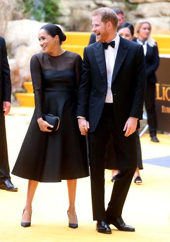 Меган Маркл и принц Гарри собираются купить дом в США