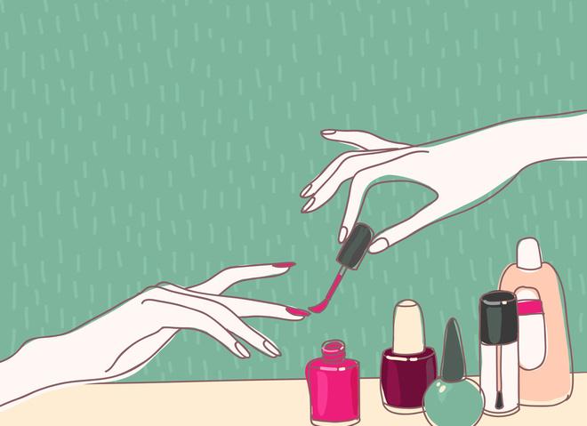 Шаруються нігті: причина і боротьба з проблемою