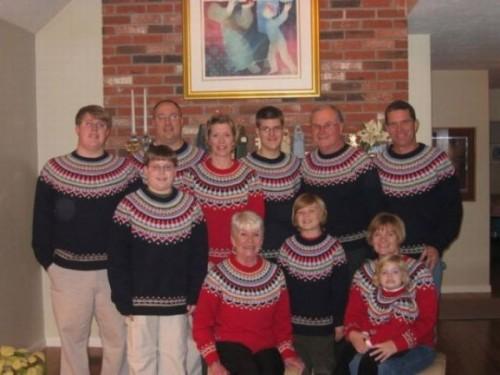 Топ семейных фото