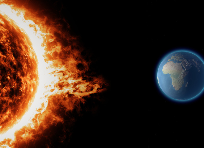 Магнітні бурі на березень 2019: сонце активізується на початку місяця
