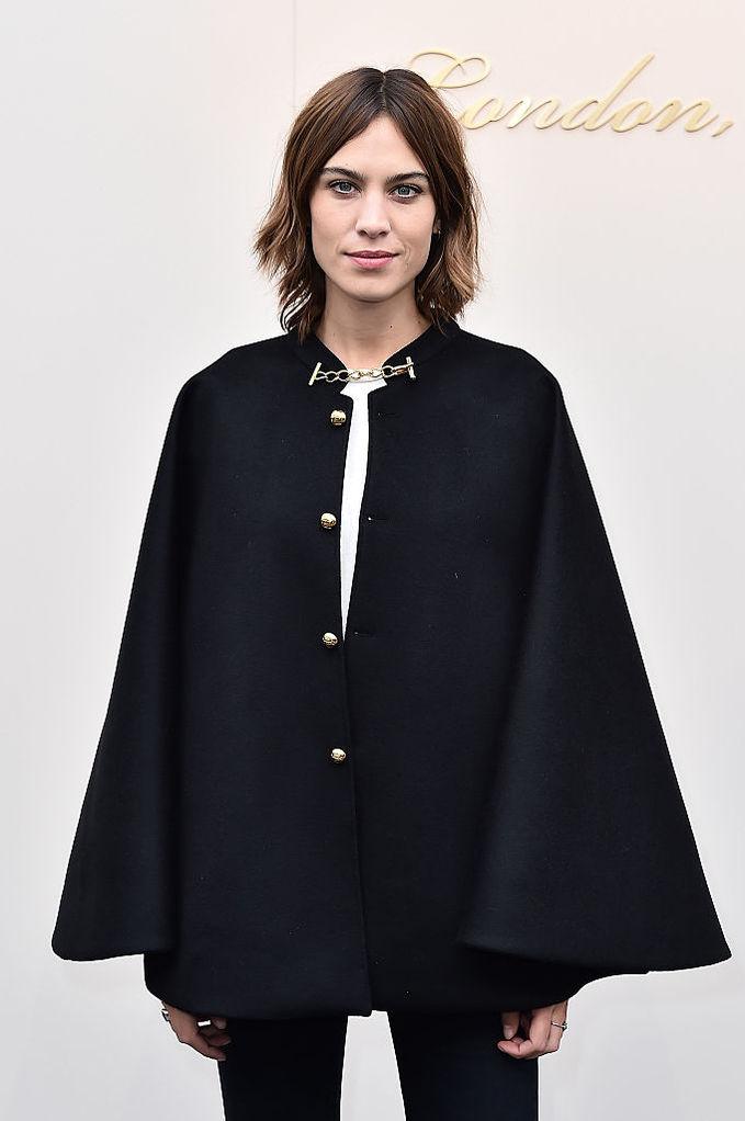 Осенний гардероб Алексы Чанг