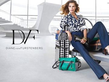 Diane von Furstenberg рекламная кампания