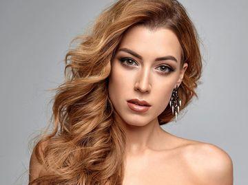 Мисс Украина Вселенная 2019 Анастасия Субботина: самые красивые фото