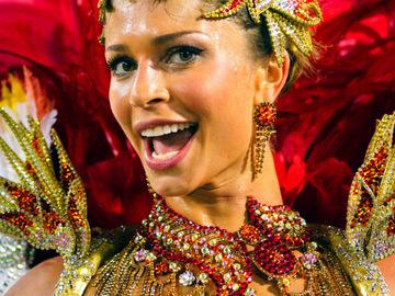 У ритмі самби: бразильський карнавал