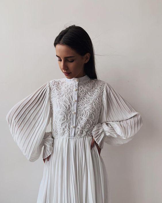 15 модных платьев на весну 2020