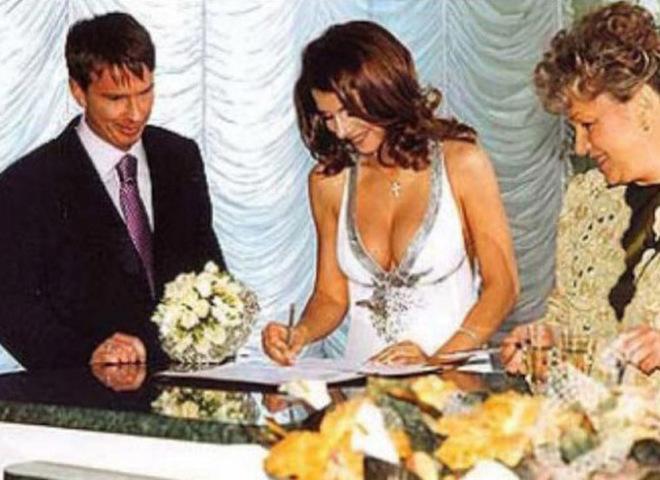 Валентин Белькевич та Анна Седокова