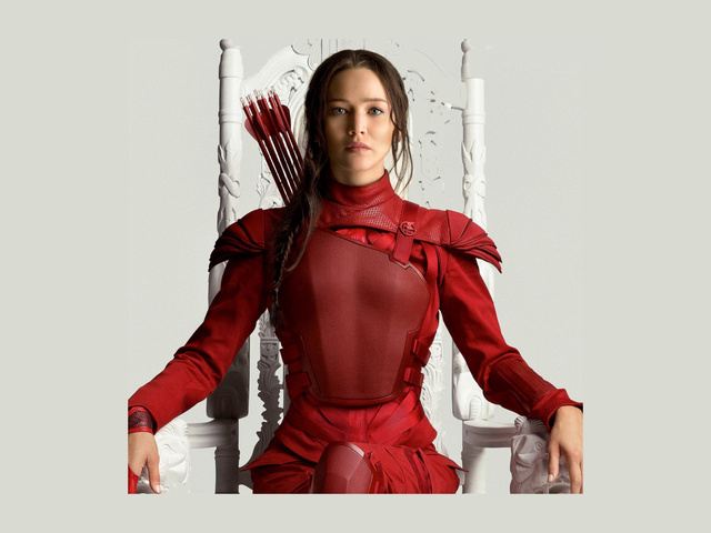 Watch The Hunger Games: Mockingjay Part 1 Movie Online