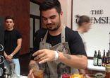 Bartender Vasilis Kyritsis