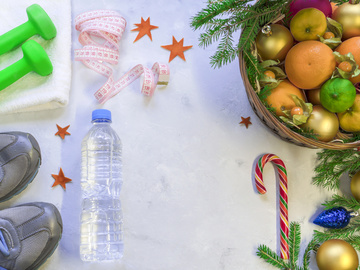 Миссия – похудеть к Новому году