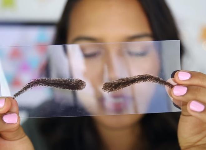 Брови перука