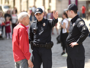 На карантині зупинила поліція