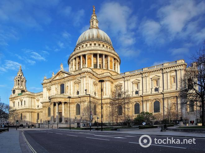 10 будівель, які обов'язково варто побачити в житті. St Paul's Cathedral