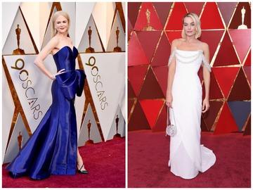 Кращі вбрання Оскар 2018