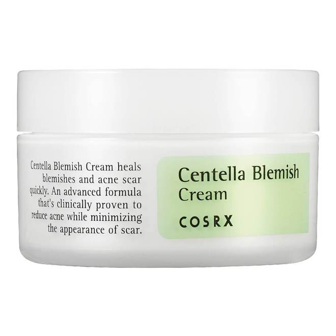 Загоює крем з центелла Cosrx Centella Blemish Cream