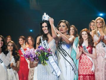 """Победительница """"Мисс Вселенная 2014"""": Паулина Вега"""
