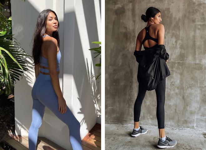Тренды спортивной одежды 2021
