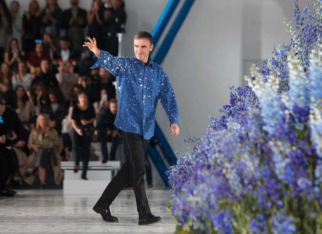 Раф Сімонс підписав контракт з Calvin Klein