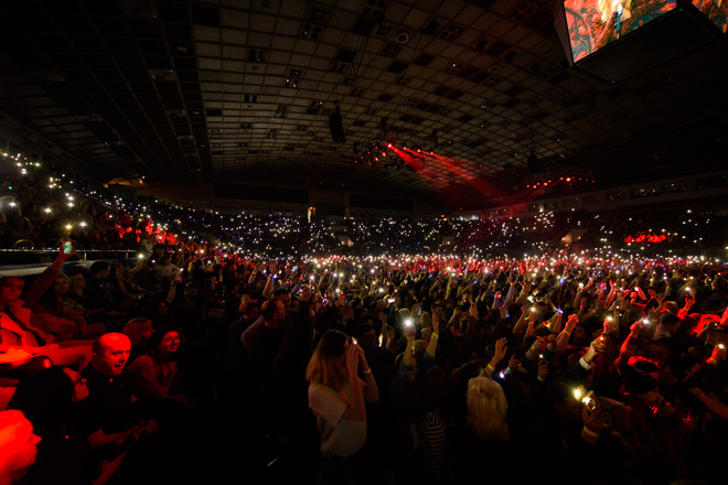 Концерт LOBODA в Києві: нове шоу, акробатичні трюки і несподівані дуети