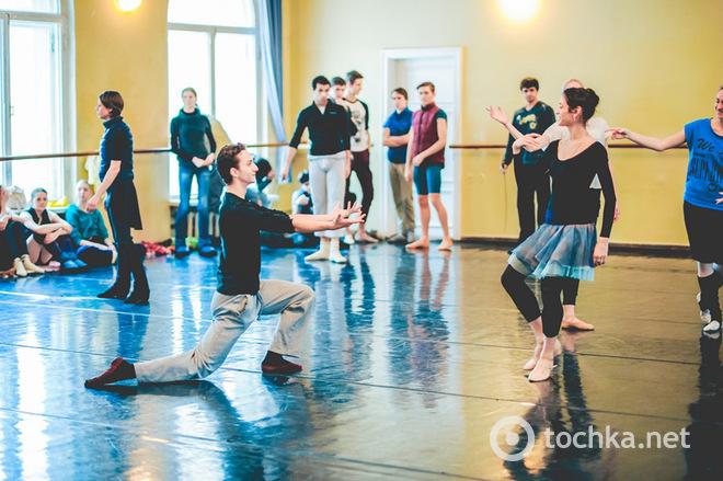 Один день из жизни балерины