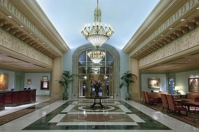 ТОП готелів із привидами: Fairmont Hotels & Restorts, Vancover, B.C.